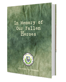 In Memory of Our Fallen Heroes - click here to see the book
