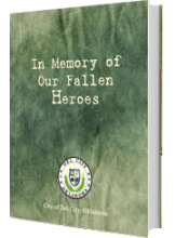 In Memory of Our Fallen Heroes bookcover